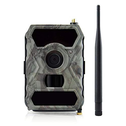 Hihey Wildkamera 1 Satz S880G 12 Millionen 1080 3G MMS-Jagdkamera Unterstützt Mobile APP-Weitwinkel und PIR