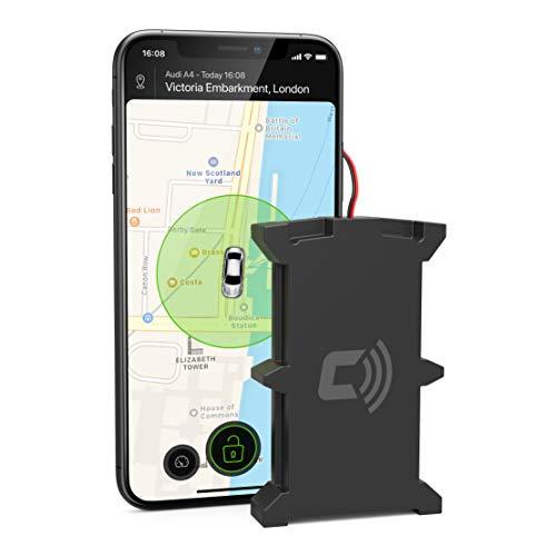 CARLOCK BASIC – Sistema Localizzatore GPS e Allarme per Auto, Dispositivo Cablato & App Smartphone