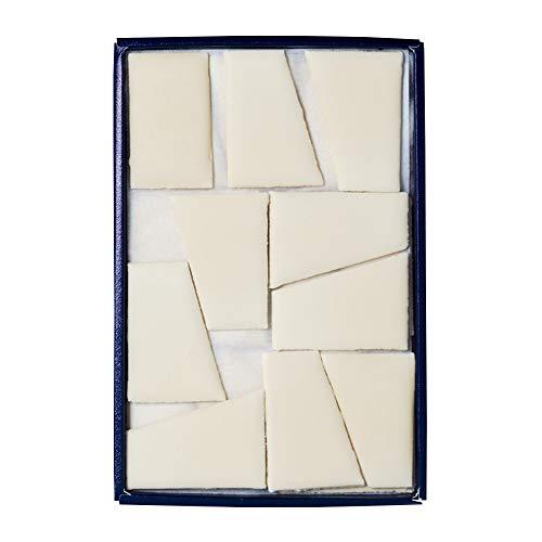 五郎丸屋 薄氷 うすごおり 砂糖菓子 和三盆 富山県産新大正もち米使用 (20枚入)