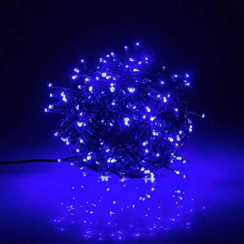 Gather together 50m 500leds Blue-au Plug Waterproof 10m 20m 30m 50m 100m Bluetooth Christmas Light 31v Led Outdoor Indoor String Lights Garland for Party Wedding Holiday