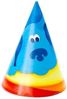 Designware Blue's Clues Party Cone Hats (8ct)