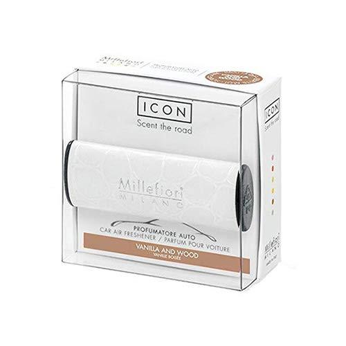 Millefiori Milano Auto parfum Vanilla & Wood (urban)