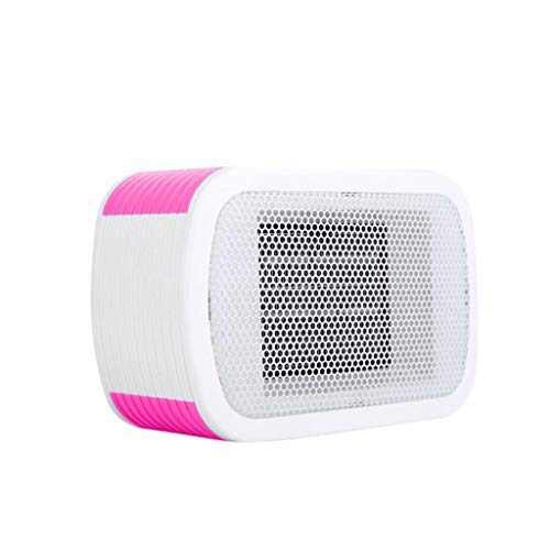 Hot Air Blower, Electric Space Heater,Fheaven 500W Heaters Low-Cost Storm Small Electric Heater Portable Smart Control