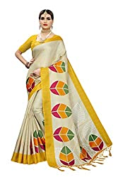 Best Women Art Silk Saree with Blouse Piece To Buy In 2020