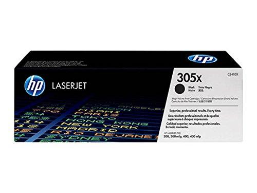 HP Hewlett Packard LaserJet Pro 400 color M 475 dw 305X CE 410 X original Toner schwarz 4000 Seiten