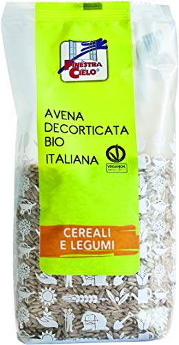 LA FINESTRA SUL CIELO Avena Italiana Bio - 500 g