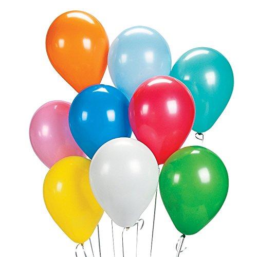 Gespout Globos Látex para Boda Decoración Niños Toy Globo Regalo Cumpleaños Artículos Fiesta Hotel Oficinas DIY Balloon Fotos Accesorios Turismo Vacaciones Casual Patrones Multicolor 50pcs