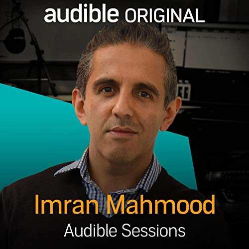 Imran Mahmood audiobook cover art