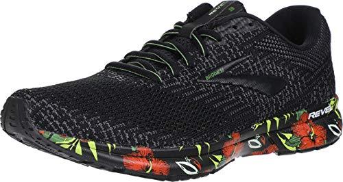 Brooks Revel 3 Black/Burnt Ochre/Green 10.5 D (M)