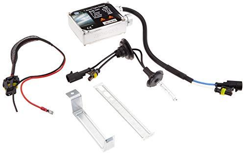 Akhan Digital 9-32V 35W CANBUS Xenon Kit Nachrüstsatz H7 4300 Kelvin inkl. HID Vorschaltgerät, Xenon Brenner Lampe und Montage Material ohne Fehlermeldung und ohne Flackern