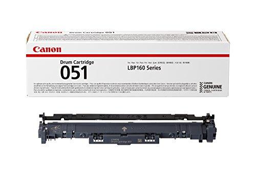 Canon Genuine Drum, Cartridge 051 Black (2170C001), 1 Pack, for Canon imageCLASS MF269dw, MF267dw, MF264dw, LBP162dw Laser Printers