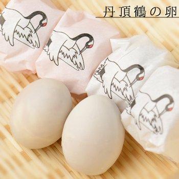 釧路 丹頂鶴の卵 アソートプレーン 5個 いちごあん 5個入 北海道 チョコ まんじゅう
