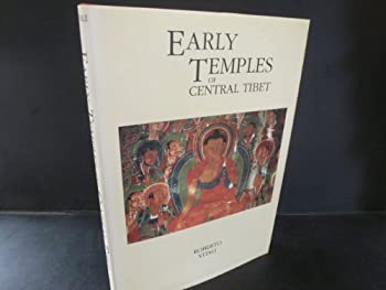 Hardcover Early Temples of Central Tibet Book