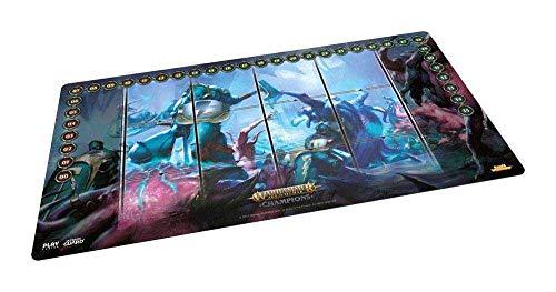 Ultimate Guard Warhammer Age of Sigmar: Champions Play-Mat Order: Triumphant Smash 64 x 35 cm