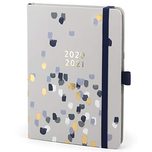Boxclever Press Perfect Year A5 Diary 2020 2021. Academic Diary 2020-2021 A5 Week to View Runs Aug...