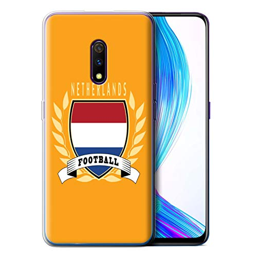 eSwish Phone Case/Cover/Skin/OTH-GC/Voetbal Embleem Collectie Realme X 2019 Netherlands/Dutch