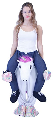 Ride On Unicorn Youth Costume