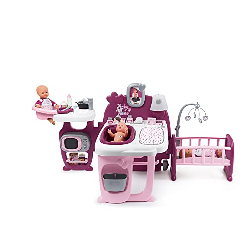 Smoby 220349 La Casa de Los Bebés Baby Nurse para...