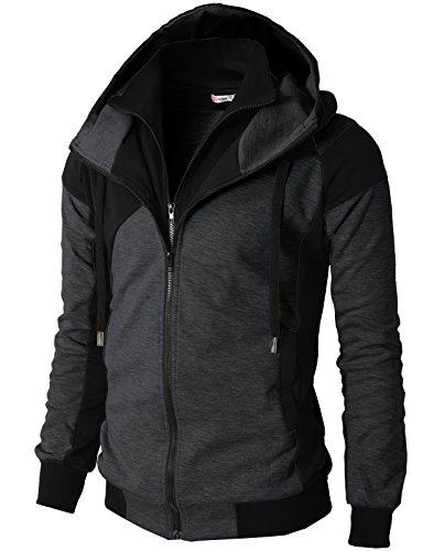 Zip-Up Hoodie (for Men)
