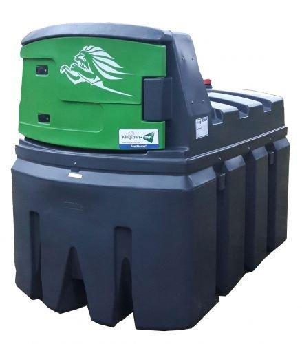 2500 Liter Hoftankstelle - Dieseltankanlage - FuelMaster® - Dieseltank - Kingspan