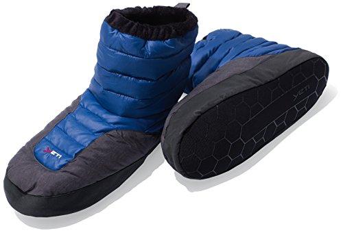 YETI - Sundown down Boot - mollig warme Daunenstiefel, Größe:XL, Farbe:blau
