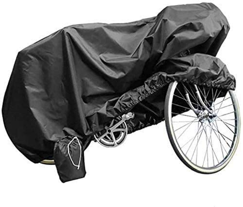 FYSY Outdoor Bicycle Cover, Bicycle Cover With Keyholes, Bicycle Sun Protection and Rain Cover fangkai77