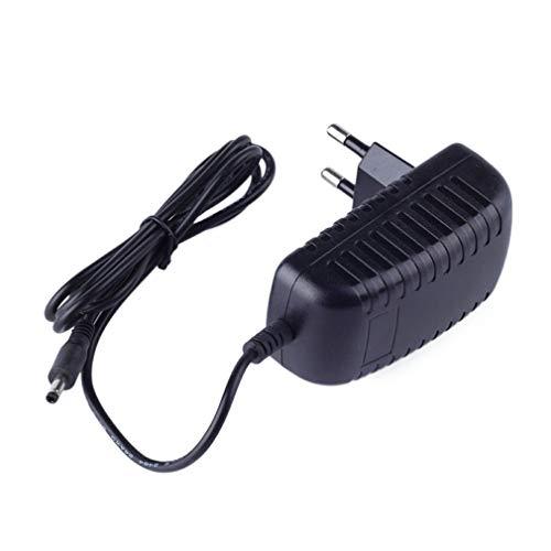Inicio 15V2A Adaptador de corriente de conmutación Adaptador de fuente de alimentación Convertidor Led Light Negro EU