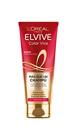 L'Oreal Paris Elvive L'Oréal Paris Elvive Más que un Champú Color Vive