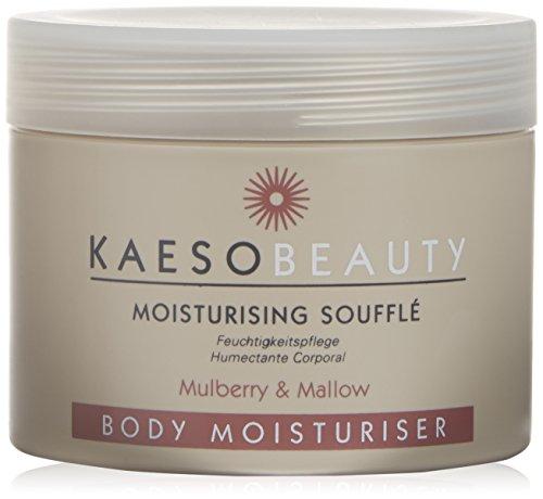 Kaeso Beauty Massage Moisturising Souffle Body Moisturiser Mulberry And Mallow (450ml),