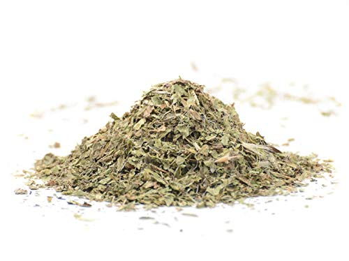 Mariendistelkraut getrocknet - Mariendisteltee geschnitten - Mariendistel Tee - 80g