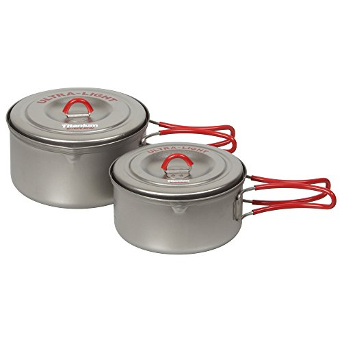 Evernew Titanium Ultralight Pot Set, Small (japan import)