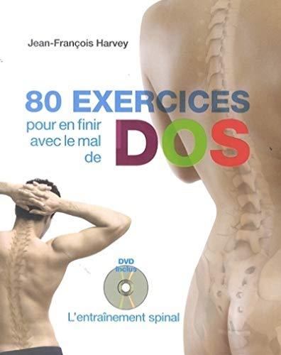 80 exercices pour en finir avec le mal de dos (DVD)