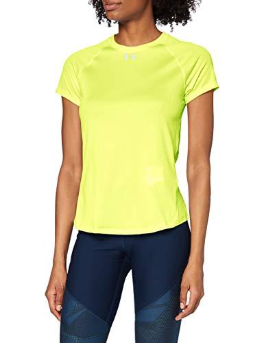 Camiseta, Mujer, Amarillo claro.