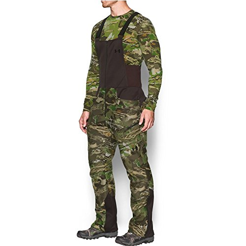 Under Armour Men's Stealth Fleece Bib,Ridge Reaper Camo...