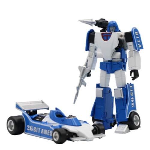 Lihgfw Fernbedienungsauto-Roboter-Kinder-Fernbedienungsmodell Auto-Verformungsspielzeug mit One-Button-Verformungsfahrzeug und 360 ° rotierender Drift Kinder und Erwachsene