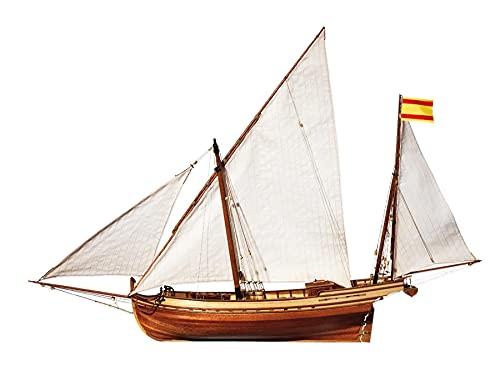 OcCre San Juan 1:70 tasa de la construcción naval