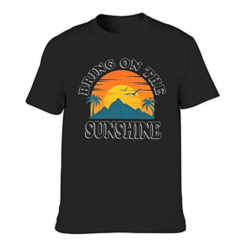 Bohohobo llevar en el sol personalizado colorido camiseta camiseta para Hushand Wife