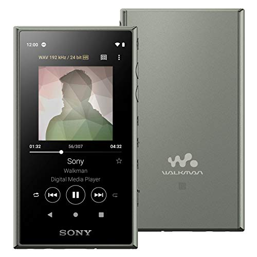 ソニー SONY ウォークマン 16GB Aシリーズ NW-A105 : ハイレゾ対応 / bluetooth / android搭載 / microSD対...