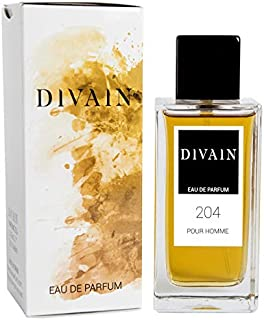 DIVAIN-204, Eau de Parfum para hombre, Vaporizador 100 ml