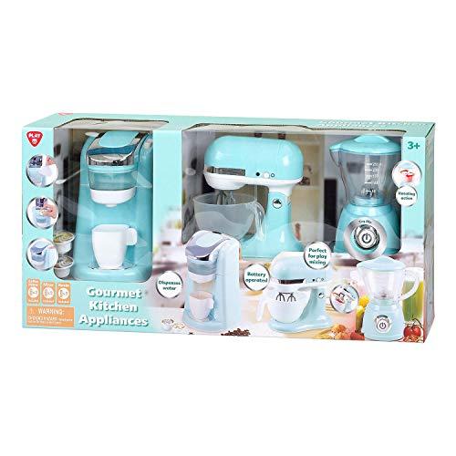 cafetera juguete con sonido fabricante : By PlayGo