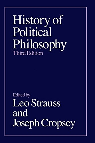 History of Political Philosophy (English Edition)