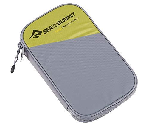 Sea To Summit Travelling Light RFID Travel Wallet - Lime Medium