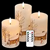Top 10 Snowman Candles