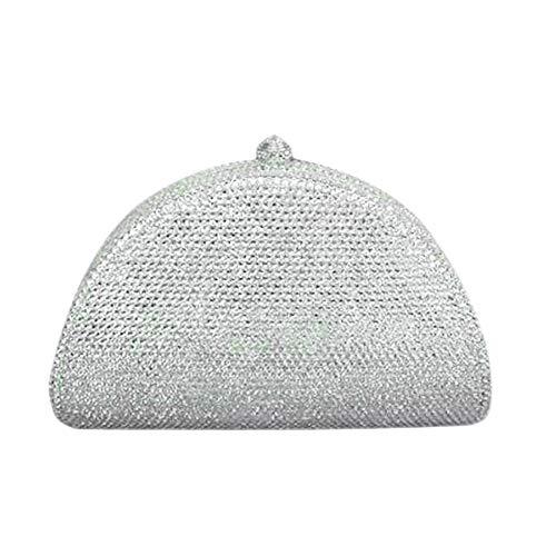 Andante-Stones Handtasche mit über 7500 SWAROVSKI Kristallen