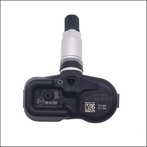 Monitor de presión de neumáticos For 2017-2023 To-yo-ta Land Cruiser Prado C-HR Camry PMV-C215 TPMS To-yo-ta Lexus neumático del coche de 42.607 a 48.020 SENSOR DE PRESION Monitoreo de presión de neum
