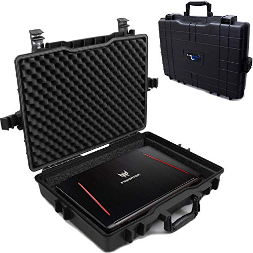 CASEMATIX Elite Gaming Laptop Case Ultimate Protection For Traveling With...