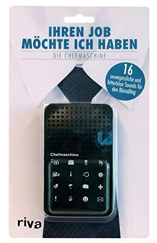 riva Verlag 9783742303967 Soundmaschine, Schwarz