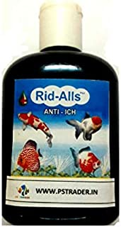 PS TRADER Lovely Product 250 ml Rid-Alls Anti-ICH for Aquarium Use Only