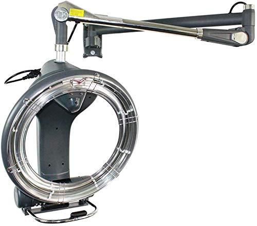 N / A Perm Pelo se seque el Acelerador seco Infrarrojos secador Digital Living Circling Campana de Pelo Casco secador de Pelo Color Comando procesador con un Sistema de fijación a la Pared
