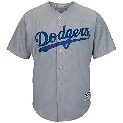 Majestic Los Angeles Dodgers Cool Base MLB Trikot Alternate Road S